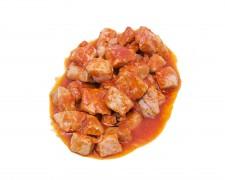 Atún con tomate frito