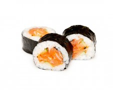 Sichimi salmón