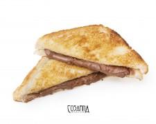 Goloso (Chocolate Nestle fundido)