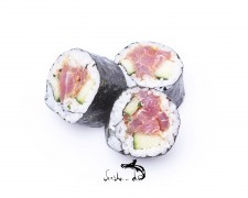 Sichimi atún